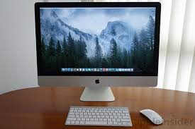 Short term hire of Apple iMac Retina 27 inch