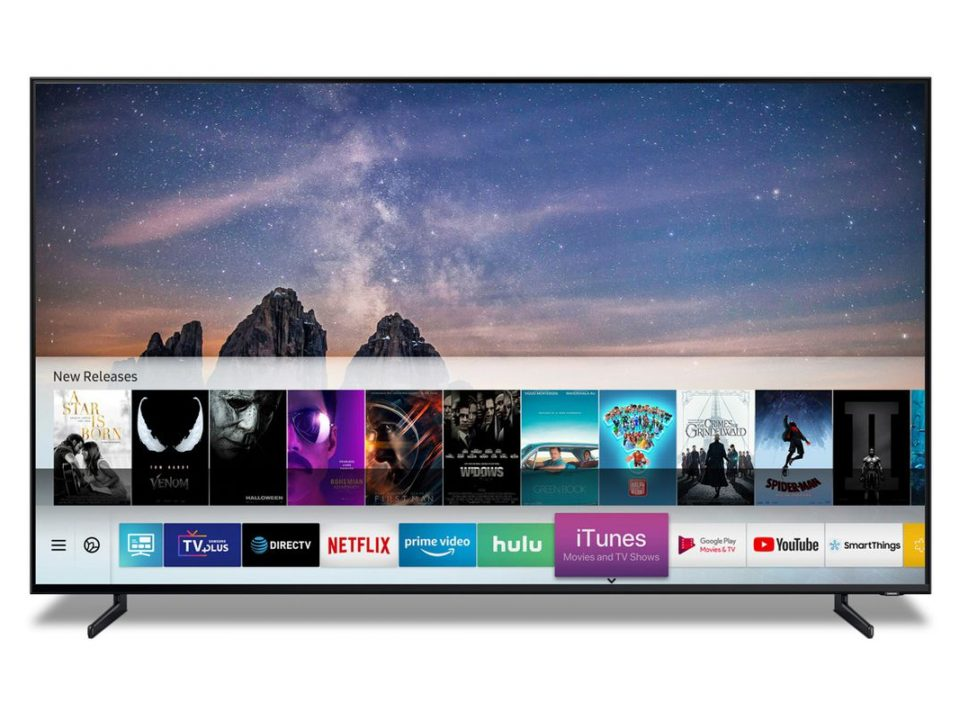 Apple Shares its AirPlay 2 Smart TVs from Samsung, LG, Sony, and Vizio at CES show 2019