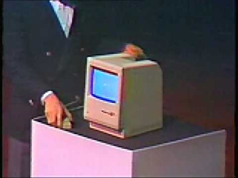 Macintosh turns 35 years old