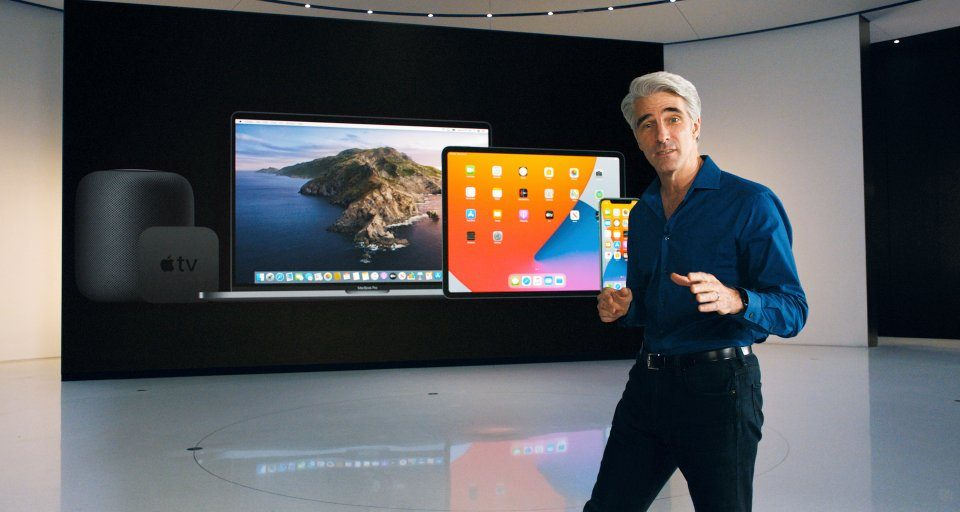 The Keynotes From Apple's Virtual WWDC 2020