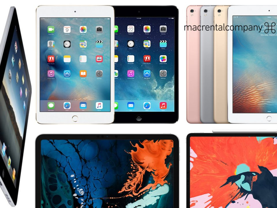 The Decade of iPad Evolution & What Didn't Change