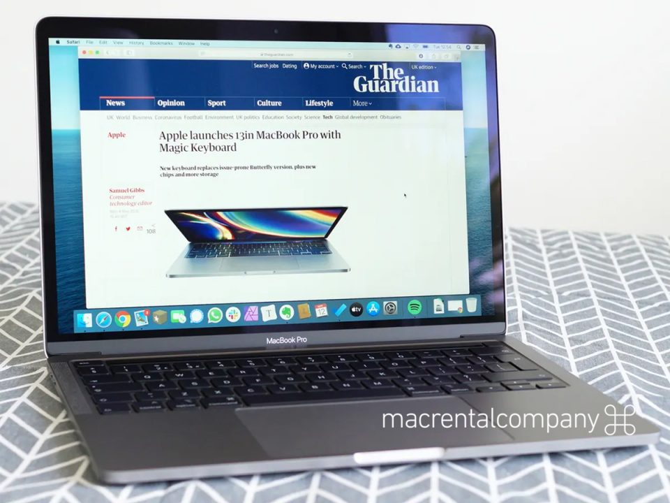 The eight best apple laptops
