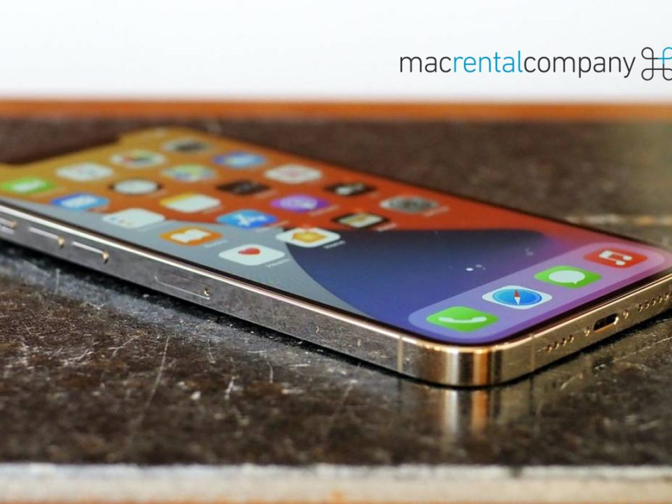 iPhone 12 Pro Max Combination of Power & amp; Long Battery